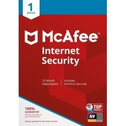 McAfee Internet Security, 15-Month Subscription found on Bargain Bro India from Lenovo for $29.99