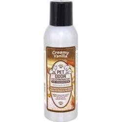 Pet Odor Exterminator Creamy Vanilla Air Freshener, 7-oz bottle, Original found on Bargain Bro from Chewy.com for USD $6.07