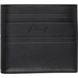 Black & Navy Classic Wallet - Black - Brioni Wallets found on MODAPINS from lyst.com for USD $550.00
