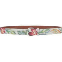 Belt - White - Orciani Belts found on MODAPINS from lyst.com for USD $208.00