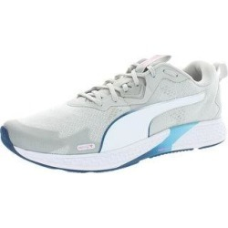 Puma Womens Speed 500 2 Sneakers Fitness Performance (Gray Violet/Digi/Blue - 11 Medium (B,M)), Women's, Gray Purple/Digi/Blue(knit) found on Bargain Bro from Overstock for USD $48.52
