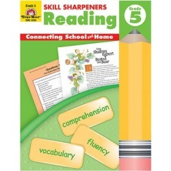 Evan-Moor Educational Publishers Educational Workbooks - Skill Sharpeners Reading Workbook: Grade 5 found on Bargain Bro India from zulily.com for $6.97