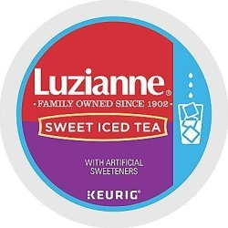 12 Ct Luzianne Sweet Iced Tea K-Cup® Pods. found on Bargain Bro from Keurig.com for USD $6.83