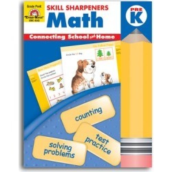 Evan-Moor Educational Publishers Educational Workbooks - Math Skill Sharpeners Workbook found on Bargain Bro India from zulily.com for $6.99