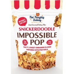 Not Naughty Bakery Popcorn - Impossible Pop Snickerdoodle Popcorn found on Bargain Bro Philippines from zulily.com for $6.99