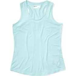 Marmot Women's Apparel & Clothing Aura Tank - Women's Corydalis Blue Small Model: 46400-3134-S found on MODAPINS from campsaver.com for USD $42.00