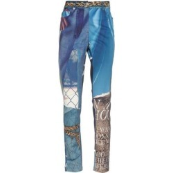 Casual Pants - Blue - Moschino Pants found on Bargain Bro India from lyst.com for $590.00
