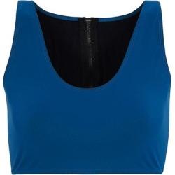 Fabi Bikini Top - Blue - Rochelle Sara Beachwear found on MODAPINS from lyst.com for USD $69.00