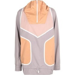 Jacket - Gray - Adidas By Stella McCartney Jackets found on Bargain Bro India from lyst.com for $135.00