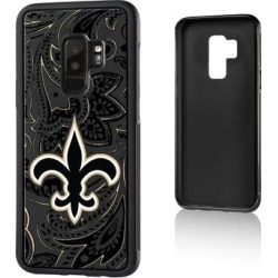 New Orleans Saints Galaxy Paisley Design Bump Case found on Bargain Bro Philippines from nflshop.com for $27.99
