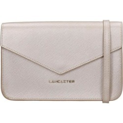 Shoulder Bag In Platinum Leather - Gray - Lancaster Shoulder Bags found on MODAPINS from lyst.com for USD $161.00