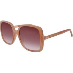 Rampage Women's Sunglasses ND - Beige Palm Desert Oversize Sunglasses found on Bargain Bro from zulily.com for USD $7.59