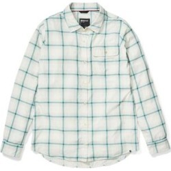 Marmot Women's Apparel & Clothing Pescano Long Sleeve Shirt - Womens Papyrus Large found on MODAPINS from campsaver.com for USD $85.00