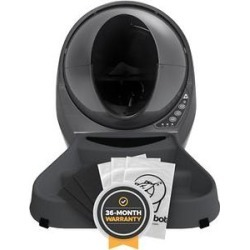 Litter-Robot 3 Connect Essentials WiFi Enabled Covered Automatic Self-Cleaning Cat Litter Box, Grey found on Bargain Bro from Chewy.com for USD $516.03