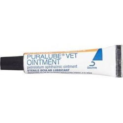 Puralube Vet Ointment Sterile Ocular Lubricant for Dogs & Cats, 3.5g tube found on Bargain Bro India from Chewy.com for $6.49