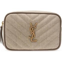 'lou' Belt Bag Beige - Natural - Saint Laurent Belt Bags found on Bargain Bro India from lyst.com for $885.00