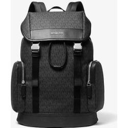 Michael Kors Hudson Logo Backpack Black One Size found on Bargain Bro Philippines from Michael Kors for $448.50