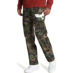 Camo Straight Leg Pants - Green - Valentino Pants found on Bargain Bro from lyst.com for USD $418.00