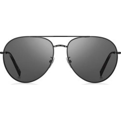 61mm Aviator Sunglasses - Dark Ruthen/ Silver Mirror - Metallic - Givenchy Sunglasses found on Bargain Bro from lyst.com for USD $300.20