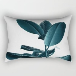 Rectangular Pillow | Ficus by Andreas12 - Small (17