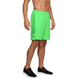Under Armour Mens Shorts Green Size XL Athletic Heat-Gear Loose-Fit (XL), Men's(polyester) found on Bargain Bro Philippines from Overstock for $26.98