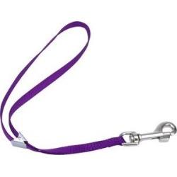 Coastal Pet Products Adjustable Nylon Dog Grooming Loop, 24-in, 5/8-in, bundle of 2, Purple
