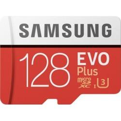 Samsung EVO Plus 128GB micro SD Memory Card found on Bargain Bro from Crutchfield for USD $22.79