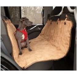 Kurgo Stowe Hammock Dog Car Seat Cover found on Bargain Bro Philippines from Chewy.com for $103.95