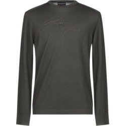 Sweater - Green - Emporio Armani Sweats found on MODAPINS from lyst.com for USD $99.00