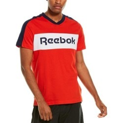 Reebok Graphic T-Shirt (L), Men's, Red found on Bargain Bro from Overstock for USD $10.02