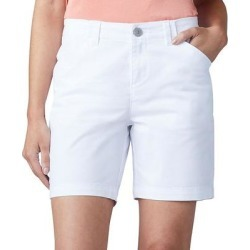 Women's Lee Chino Walking Shorts, Size: 8 - Regular, White found on MODAPINS from Kohl's for USD $32.99