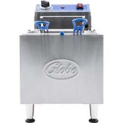 Globe PF16E 16 lb. Electric Countertop Fryer