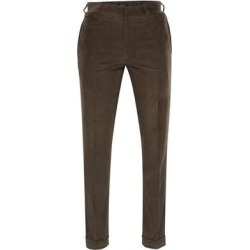 Brown Corduroy Trousers - Brown - Brioni Pants found on MODAPINS from lyst.com for USD $400.00