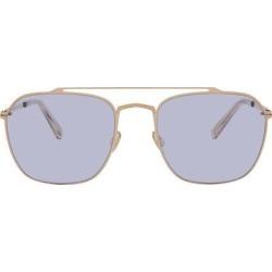Gold & Purple Mykita Edition Mmcraft006 Sunglasses - Metallic - Maison Margiela Sunglasses found on Bargain Bro India from lyst.com for $595.00