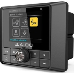 JL Audio MM50 Marine Media Receiver found on Bargain Bro India from Crutchfield for $449.99