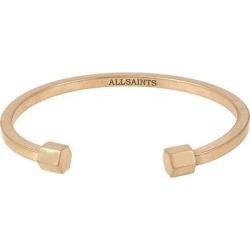 Skinny Cuff Bracelet - Metallic - AllSaints Bracelets found on Bargain Bro India from lyst.com for $59.00