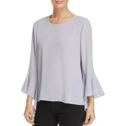 Vince Camuto Womens Pullover Top Crepe Soft (Crocus Petal - XS), Women's(polyester, solid) found on Bargain Bro India from Overstock for $24.99
