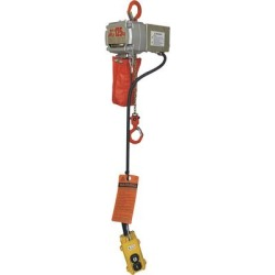 Elephant Beta Series Electric Chain Hoist - 275-Lb. Load Capacity, 15ft. Lift, 115 Volt, 1 Phase, Model BS-012-15 found on Bargain Bro from northerntool.com for USD $1,064.61