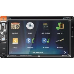 Dual XDVD251BT DVD Receiver found on Bargain Bro from Crutchfield for USD $91.19