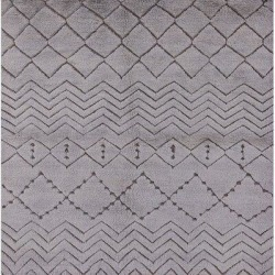 Millwood Pines Borchers OrientalArea Rug in Gray, Size 48.0 H x 48.0 W x 0.35 D in | Wayfair AB08B002837345D3AEE7FA3320A52E6B found on Bargain Bro Philippines from Wayfair for $349.99