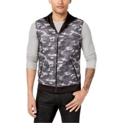 I-N-C Mens Camo Outerwear Vest found on Bargain Bro from Overstock for USD $25.30