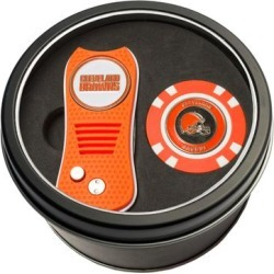 Cleveland Browns Switch Chip Golf Tin Set found on Bargain Bro from nflshop.com for USD $18.99