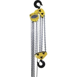 OZ Lifting Products Premium Manual Chain Hoist -10-Ton Capacity, 20ft. Lift, Model OZ100-20CHOP found on Bargain Bro from northerntool.com for USD $1,253.99