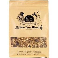 Fowl Treats Salo Terra Blend Chicken & Duck Treats, 2-lb bag