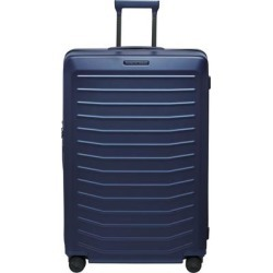 Roadster Expandable 32-inch Spinner Suitcase - Blue - Porsche Design Luggage found on Bargain Bro from lyst.com for USD $475.00