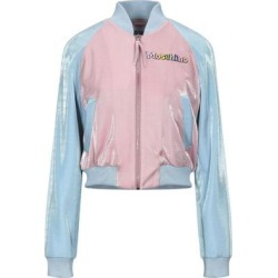 Jacket - Pink - Moschino Jackets found on MODAPINS from lyst.com for USD $493.00