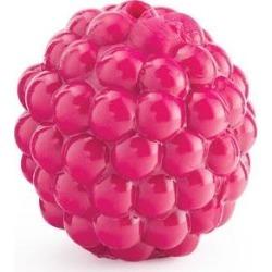 Planet Dog Orbee-Tuff Raspberry Treat Dispensing Dog Chew Toy