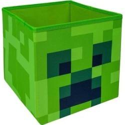 Toynk Toys Storage Boxes - Minecraft Creeper Storage Cube