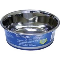 Durapet Stainless Steel Dog Bowl - 1.25 Quart