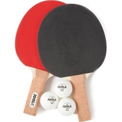 JOOLA Table Sports Red - Red & Black Table Tennis Racket Set found on Bargain Bro Philippines from zulily.com for $8.99